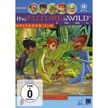 The Future is Wild - 4er Schuber