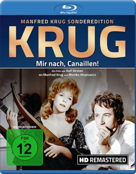 Manfred Krug - Mir nach, Canaillen! (HD-Remastered)
