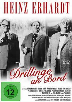Heinz Erhardt - Drillinge an Bord (Remastered)