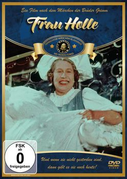 Frau Holle - Fritz Genschow Film (HD REMASTERED)