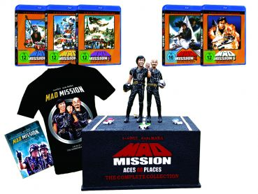Mad Mission Collectors Edition - limitiert auf 250 Stück
