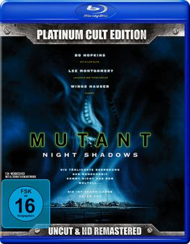 Platinum Cult Edition - Mutant (Night Shadows)