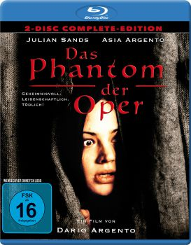 Das Phantom der Oper - 2-Disc Complete-Edition