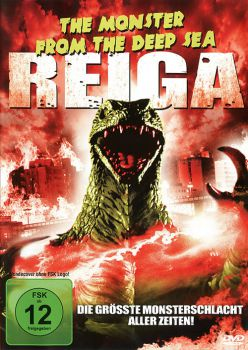 Reiga - The Monster from the deep Sea