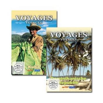 Voyages-Voyages Package 7 (2 DVDs)
