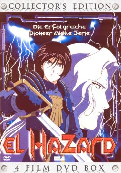 Collector´s Edition - Anime - El Hazard 3 - 6