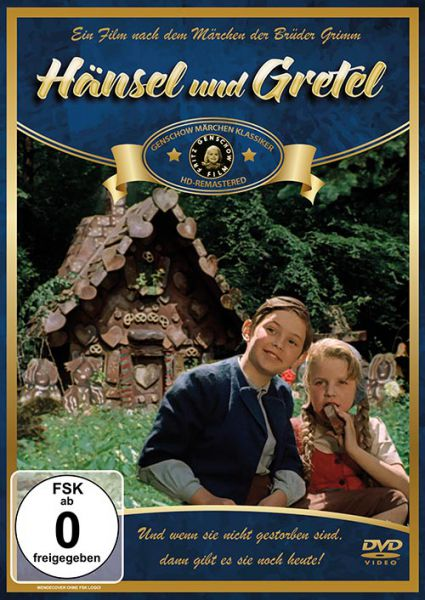 Hänsel und Gretel - Fritz Genschow Film (HD REMASTERED)