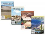 Voyages-Voyages Package 1 (4 DVDs)