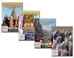Voyages-Voyages Package 5 (4 DVDs)